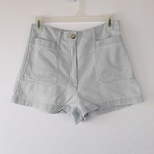 Aritzia Wilfred Free High Rise 'Naves' Short